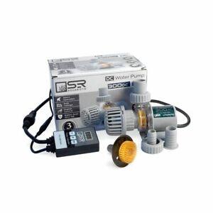 SR Aquaristik DC 300 Water Pump with Skimmer Impeller