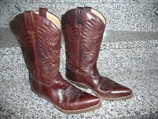 Cowboystiefel Marke VIDAL Gr.39 braun sehr guter Zustand
