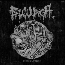 Bluuurgh-suffer within, 25 years of suggère, 1990 (HOL), CD