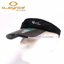 VISERA CON PANTALLA DE DATOS PARA CORRER O-SYNCE SCREENEYE X WIRELESS ANT+ NEW