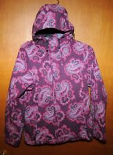 Burton Paisley Snowboard Ski Winter Jacket Coat Size Extra Small (XS)