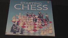 Starting Chess Usborne book with wonderful illustrations