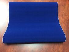 DC205-1715 Blue Velour Felt With Self Adhesive Backing 45cmx 2.5m German Made