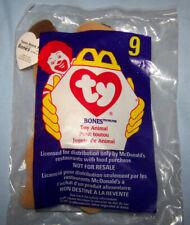 TY 1998 Teenie Beanie Babies McDonalds #9 Bones
