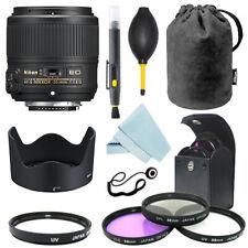 Nikon AF-S NIKKOR 35mm f/1.8G Lente + Kit de Filtro + ED Kit De Accesorios