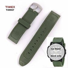 Timex Replacement Band T49967 Expedition Double Shock - T49991 T49989 T49969
