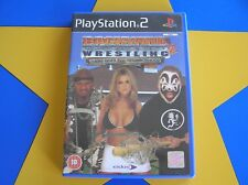 BACKYARD WRESTLING 2: THERE GOES THE NEIGHBORHOOD - PLAYSTATION 2 - PS2
