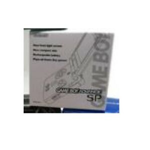 Nintendo Game Boy Gameboy Advance SP grey Empty remake only box GB new