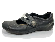 Clarks Artisan Leather Mary Janes Womens 8 M