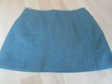 BODEN SASSY TWEED BY MOON MINI SKIRT SIZE 16 SHORT