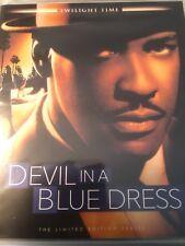 Devil In A Blue Dress (Blu-ray) Twilight Time Denzel Washington NEW