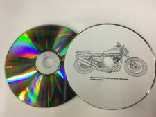Servicio de reparación Taller Manual en CD 2010 Harley Davidson XR1200 Hierro 48 Sportster