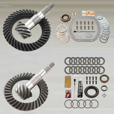 4.88 RING AND PINION GEARS & INSTALL KIT PACKAGE - DANA 30 YJ FRONT / D35 REAR