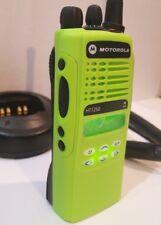 Motorola Ht1250 Vhf 136-174Mhz Police Fire Ems Two-Way Radio Aah25Kdf9Aa5An