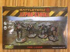 Classic BattleTech: BattleTech Fire Lance Pack