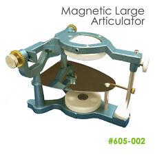 """Dental Denture Large Magnetic Articulator 6"""" x 5.80"""" x 4"""""""