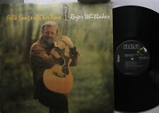 Country Lp Roger Whittaker Folk Songs Of Our Time On Rca