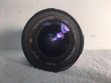 Minolta Maxxum Sony mount Vivitar Series 1 19-35mm f3.5-4.5 lens