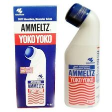 Ammeltz Yoko Yoko : Fast Relief Muscle Pain, Shoulder (2x82ml)