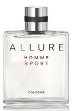 CHANEL ALLURE HOMME SPORT Cologne Spray 100ml/3.4oz.*****FACTORY SEALED*****