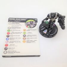 Heroclix Avengers Infinity set Venom, Space Knight #023 Uncommon figure w/card!