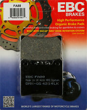 EBC BRAKE PADS PART# FA88 NEW