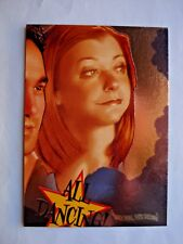 2002 BUFFY TVS SEASON 6 *ONCE MORE WITH FEELING* HOLOFOIL PUZZLE CHASE CARD H6