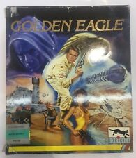 GOLDEN EAGLE for Amiga 500 - CDTV >COMPLETE<