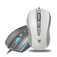 USB Wired Professional Optical Gaming Mouse LED 7 Button Game Mice For PC Laptop