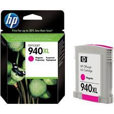 BARGAIN ORIGINAL HP 940 XL CARTRIDGE C4908AE MAGENTA 8000 8500 8500A FASTPOSTAGE