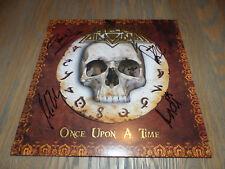 "Black Diamonds signed autógrafo ""once Upon a Time"" vinilo firmado inperson Look"