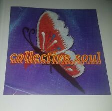 Collective Soul  Hints, Allegations And Things Left Unsaid CD