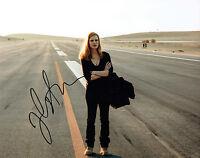 Jessica CHASTAIN SIGNED Autograph 10x8 Photo AFTAL COA Zero Dark Thirty Actress