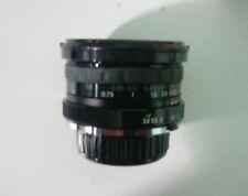 Vivitar 19mm/f3.8 Interchangeable Macro Lens for Minolta (BRAND NEW!)