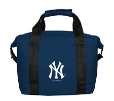 NEW MLB OFFICIAL NEW YORK YANKEES 12 PACK BEER SODA COOLER BAG GREAT FOR GAMES