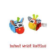 Infant Toddler Wrist Rattles