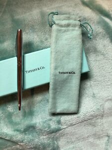 Tiffany & Co. Silver Ballpoint Pen