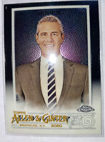 2020 Topps Chrome Allen & Ginter ANDY COHEN  📺 LIVE W/ ANDY 🗞