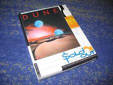 Dune 1 PC rarità dei giochi Classico Top Dune tedesco BIG BOX