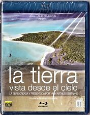 LA TIERRA VISTA DESDE EL CIELO. BLU-RAY Tarifa plana de envío España 5 €
