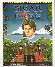 STAR TREK Fanzine BRIAR ROSE