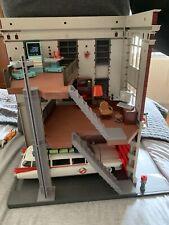 Playmobil Ghostbusters 6 Set Bundle - 9219,9220,9221,9222,9223&9224 99% Complete