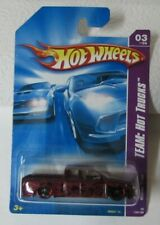 Hot Wheels 2006 Nissan Titan Team Hot Trucks 03/04 New