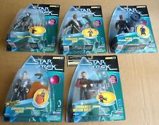 MULTI-LIST OF PLAYMATES STAR TREK GALACTIC GEAR NEW/UNOPENED ACTION FIGURES