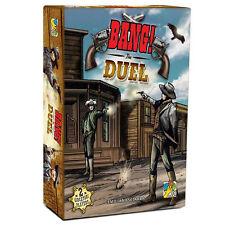Bang! The Duel - Party Game - Gioco di Carte per Due Giocatori - Italiano, Nuovo