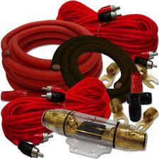 Dietz 354K-BOA 4 Kanal Kabelset 35mm² Kabelkit Kabel Set für Endstufe Verstärker