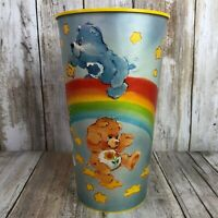 Care Bears 32 oz Large Party Cup Drinking Plastic Reusable Funshine Love a Lot