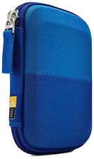 Case Logic HDC11 Slim Portable Hard Drive Case - Blue