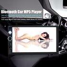 7'' Radio FM stéréo voiture Bluetooth écran tactile 2 DIN FM / MP /MP3/USB /AUX