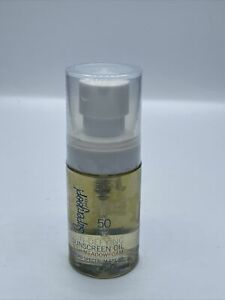 Supergoop Sun-Defying Sunscreen Oil SPF 50 1 fl oz - Hydrating Vitamin E Body...